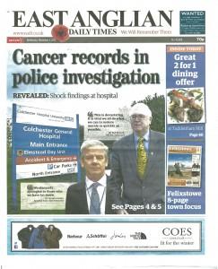 EADT - 6th November 2013 cover-1