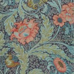 Paper design in the style of Morris - W&S - circa 1870 - compressed