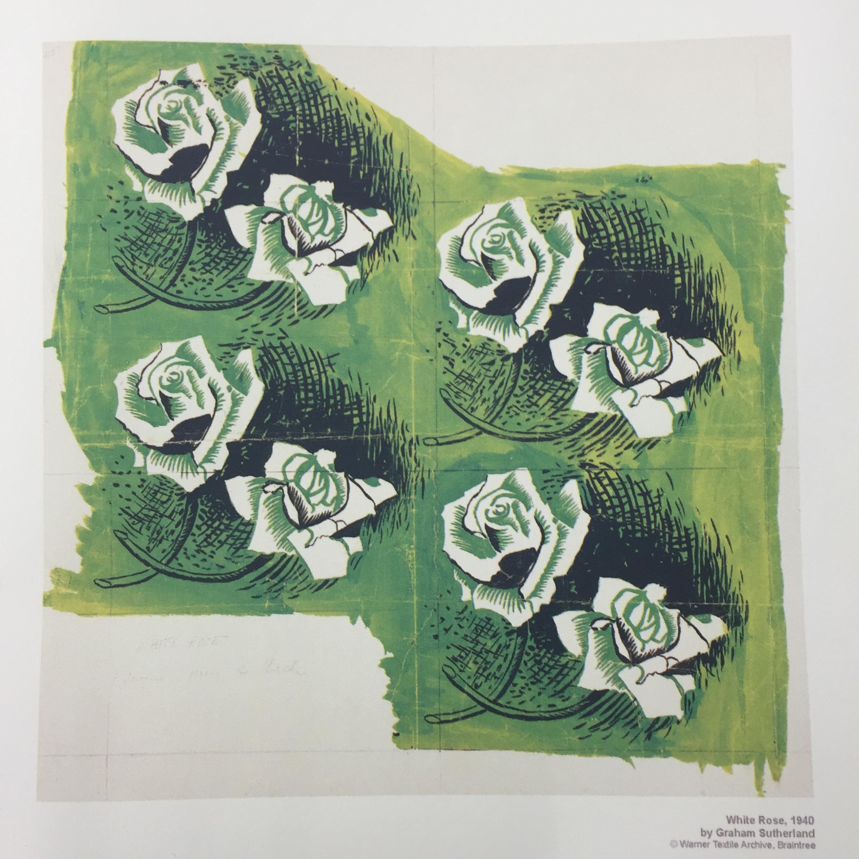 Sutherland Rose - art print