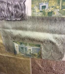 Hand woven silk - Bologna - by Gainsborough Silk